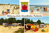BAD STRAND BADHYTT CAMPING FALSTERBO
